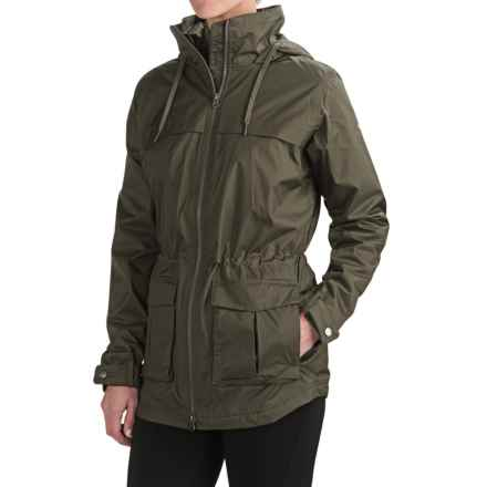 Columbia Sportswear Adventure Hour Jacket - Insulated, Hooded (For Women) in Alpine Tundra - Closeouts