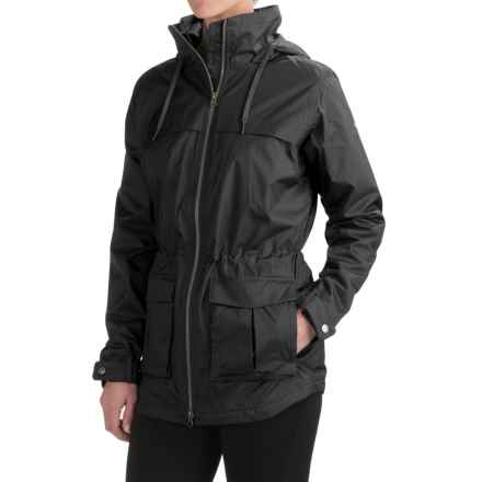 Columbia Sportswear Adventure Hour Jacket - Insulated, Hooded (For Women) in Black - Closeouts