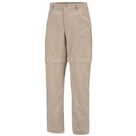 Columbia Sportswear Airgill Convertible Pants - UPF 50 (For Men) in Fossil