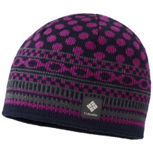 Columbia Sportswear Alpine Action Omni-Heat® Beanie Hat (For Men and Women) in Deep Blush - Closeouts