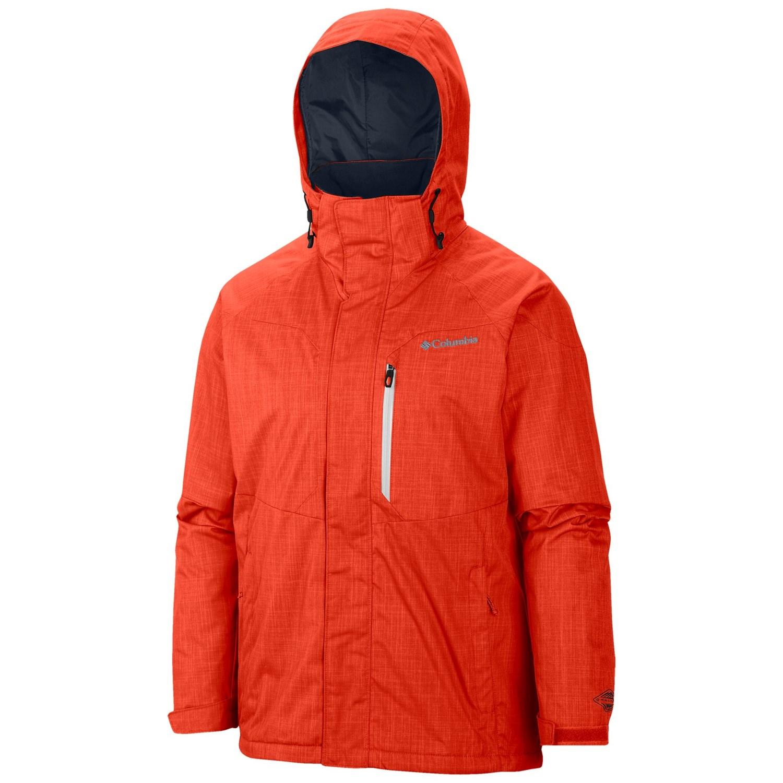Columbia Sportswear Alpine Action Omni Heat 174 Jacket For
