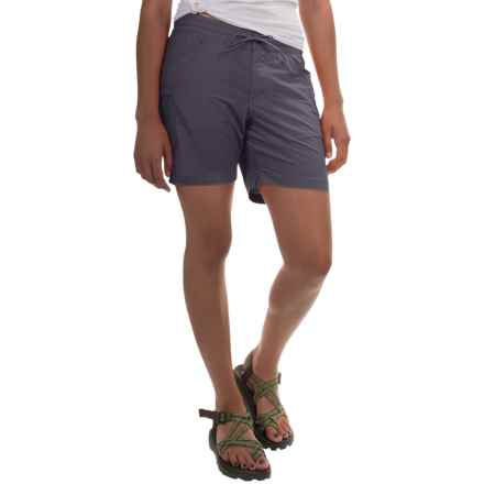 Columbia Sportswear Amberley Stream Shorts - Omni-Shield®, UPF 30 (For Women) in Nocturnal - Closeouts