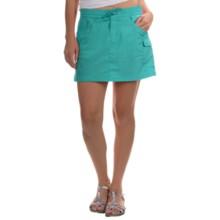 Columbia Sportswear Amberley Stream Skort - Omni-Shield®, UPF 30 (For Women) in Miami - Closeouts