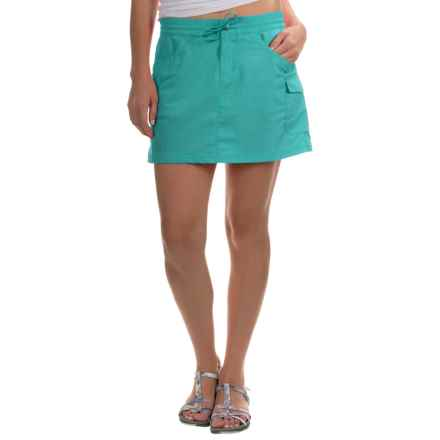 Columbia Sportswear Amberley Stream Skort - Omni-Shield®, UPF 30 (For Women) in Miami - Closeouts