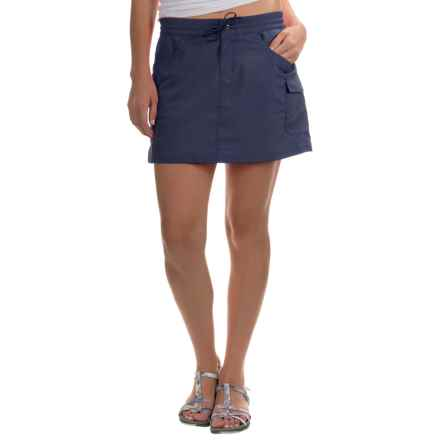 Columbia Sportswear Amberley Stream Skort - Omni-Shield®, UPF 30 (For Women) in Nocturnal - Closeouts
