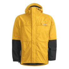 Columbia Sportswear American Angler Jacket - Waterproof, Performance Fishing Gear (For Men) in Cyber Yellow - Closeouts