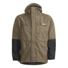 Columbia Sportswear American Angler Jacket - Waterproof, Performance Fishing Gear (For Men) in Sage - Closeouts