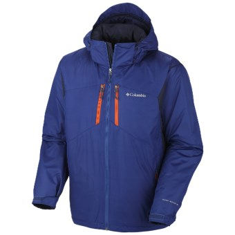 Columbia Sportswear Antimony III Jacket - Insulated (For Tall Men) in Royal