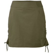 Columbia Sportswear Anytime Casual Skort - UPF 50, Built-In Shorts (For Women) in Peatmoss - Closeouts