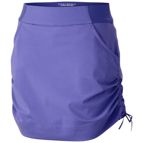 Columbia Sportswear Anytime Casual Skort - UPF 50, Built-In Shorts (For Women) in Purple Lotus
