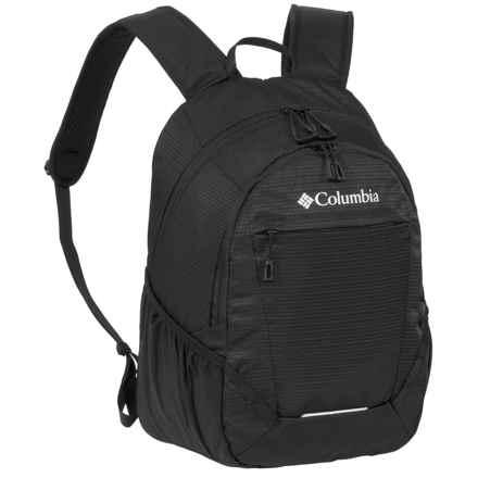 Columbia Sportswear Applegate Backpack (For Kids) in Black - Closeouts