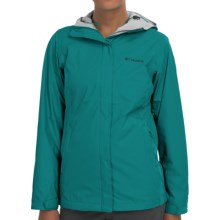 Columbia Sportswear Arcadia II Omni-Tech® Jacket - Waterproof (For Women) in Emerald - Closeouts