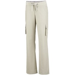 Columbia Sportswear Arch Cape II Cargo Pants - Adventura Cloth (For Women) in Tusk