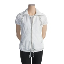 Columbia Sportswear Arch Cape II Vest - UPF 15 (For Women) in White - Closeouts