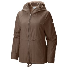 Columbia Sportswear Arch Cape III Jacket - UPF 15 (For Plus Size Women) in Major - Closeouts