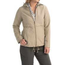 Columbia Sportswear Arch Cape III Jacket - UPF 15 (For Women) in Fossil/Fossil - Closeouts