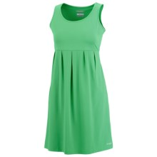 Columbia Sportswear Armadale Dress - UPF 40, Sleeveless (For Women) in Winter Green - Closeouts