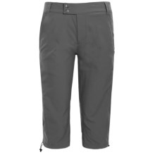 Columbia Sportswear Arrowhead Trail Knee Pants - UPF 50 (For Plus Size Women) in Sedona Sage - Closeouts