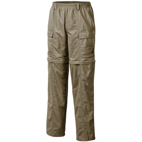 Columbia Sportswear Aruba III Convertible Pants - UPF 50 (For Men) in Sage