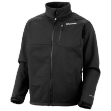 Columbia Sportswear Ascender II Omni-Shield® Soft Shell Jacket (For Men) in Black - Closeouts