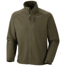 Columbia Sportswear Ascender II Omni-Shield® Soft Shell Jacket (For Men) in Peatmoss - Closeouts
