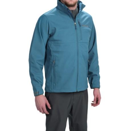 Columbia Sportswear Ascender Omni-Shield® Soft Shell Jacket (For Men) in Blue Heron