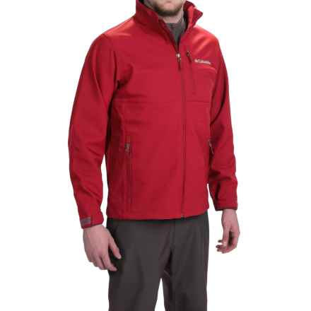 Columbia Sportswear Ascender Omni-Shield® Soft Shell Jacket (For Men) in Rocket - Closeouts