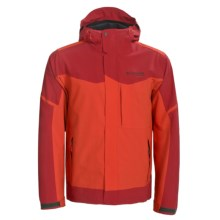 Columbia Sportswear Assimilate Omni-Heat® Jacket - Soft Shell, Titanium (For Men) in Hot Rod - Closeouts