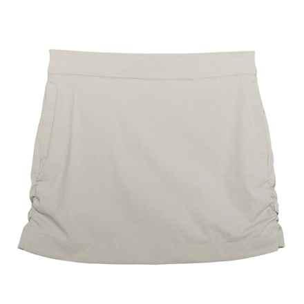 Columbia Sportswear Athena Skort - UPF 50 (For Little and Big Girls) in Flint Grey