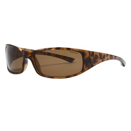 Columbia Sportswear Auburn Sunglasses - Polarized in Demi Tortoise/Brown