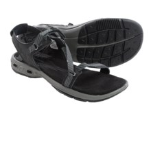 Columbia Sportswear Avo Vent Sport Sandals (For Women) in Black/Shale - Closeouts