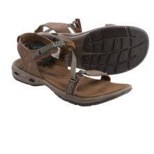 Columbia Sportswear Avo Vent Sport Sandals (For Women) in Dark Brown/Miami - Closeouts