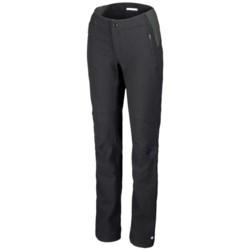 Columbia Sportswear Back Beauty Passo Alto Omni-Heat® Pants - Soft Shell (For Women) in Black