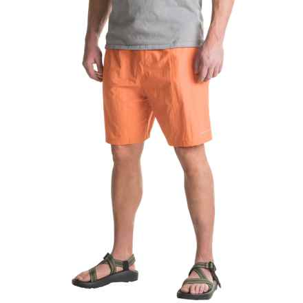 Columbia Sportswear Backcast III Water Shorts - UPF 50, Built-In Briefs (For Big Men) in Jupiter - Closeouts