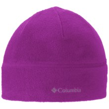 Columbia Sportswear Baddabing Beanie Hat - Fleece (For Men and Women) in Deep Blush - Closeouts