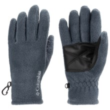 Columbia Sportswear Baddabing Gloves - Fleece (For Kids) in Mystery - Closeouts