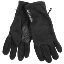 Columbia Sportswear Baddabing Gloves (For Men) in Black - Closeouts