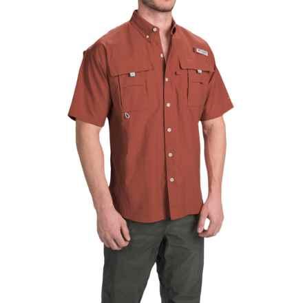 Columbia Sportswear Bahama II Shirt - UPF 30, Short Sleeve (For Big Men) in Tribal - Closeouts