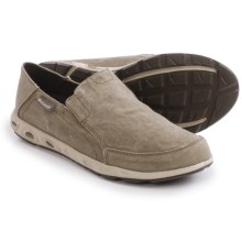Columbia Sportswear Bahama Vent II Shoes - Slip-Ons (For Men) in Pebble/Major - Closeouts