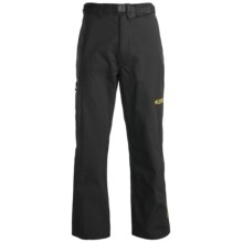 Columbia Sportswear Bandon Pants - Titanium (For Men) in Black - Closeouts