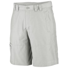 Columbia Sportswear Barracuda Killer Shorts - UPF 15 (For Men) in Cool Grey - Closeouts