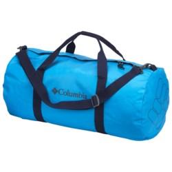 Columbia Sportswear Barrelhead Duffel Bag - Small (For Men and Women) in Compass Blue