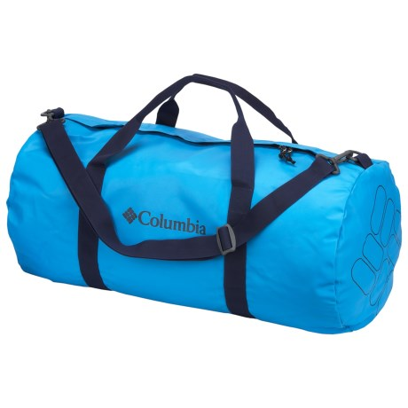 Columbia Sportswear Barrelhead Duffel Bag - Small (For Men and Women) in Compass Blue