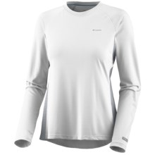 Columbia Sportswear Base Layer Bug Shield Top - Lightweight, Long Sleeve (For Women) in White - Closeouts