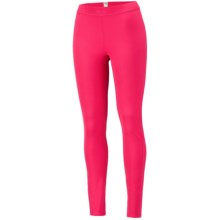 Columbia Sportswear Base Layer Omni-Heat® Tights - Midweight (For Women) in Bright Rose - Closeouts