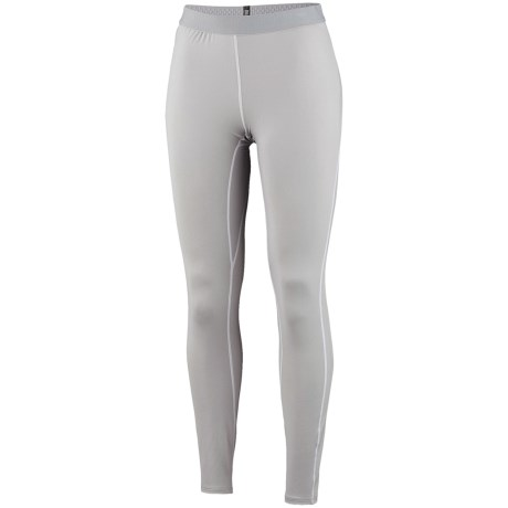 Columbia Sportswear Base Layer Omni-Heat® Tights - Midweight (For Women) in Cool Grey