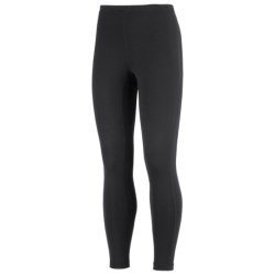 Columbia Sportswear Base Layer Omni-Heat® Tights - Midweight (For Youth) in Bright Rose