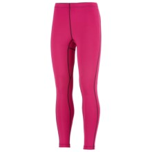 Columbia Sportswear Base Layer Omni-Heat® Tights - Midweight (For Youth) in Bright Rose - Closeouts