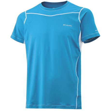 photo: Columbia Men's Baselayer Lightweight Short Sleeve Top base layer top