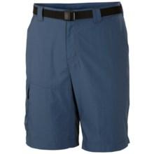 Columbia Sportswear Battle Ridge II Omni-Shade® Shorts - UPF 30 (For Men) in Whale - Closeouts
